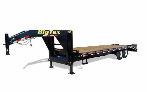 2015 Big Tex Gooseneck Trailer