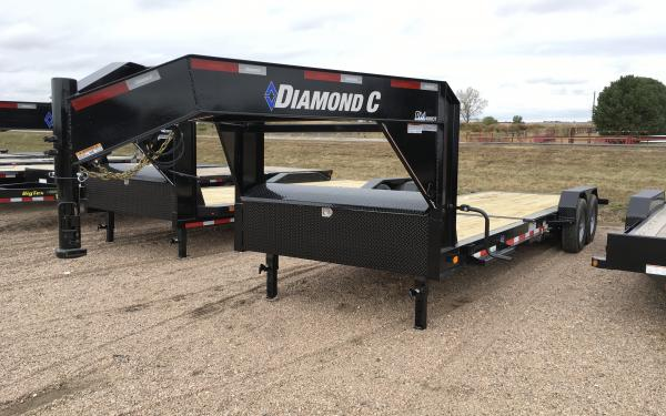 Diamond C 48HDT Gooseneck 24ft