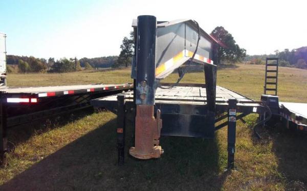 28' flatbed trailer