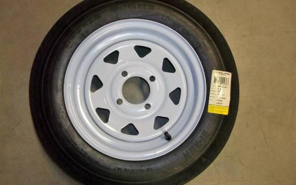 TRAILER WHEEL/TIRE COMBO 4.80-12 ON 440