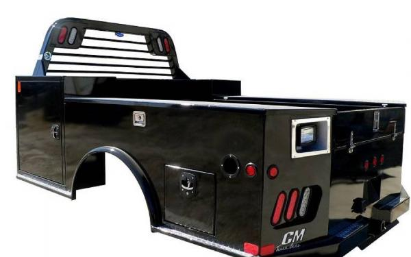 CM TM Model Truck Bed (Get Quote Now)