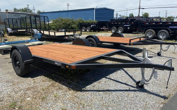 Iron Eagle 6'X10' 3000 Utility Trailer 933 k5