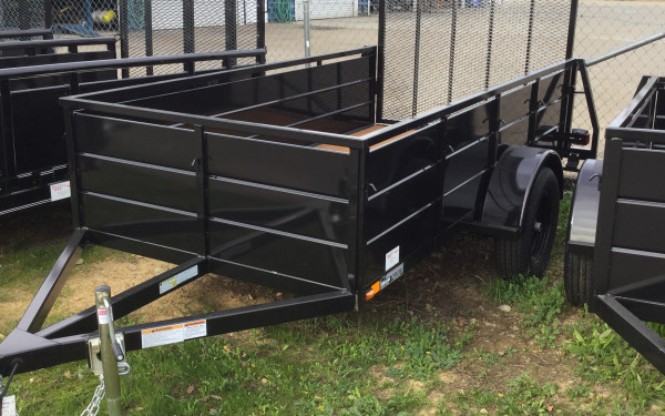 IRON EAGLE 6.5'X10' LOW RAIL WITH HOOKS 7800