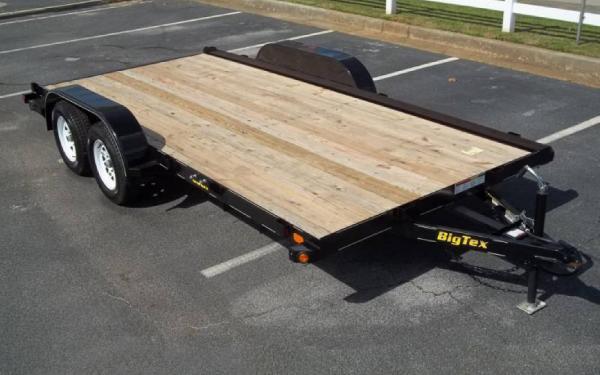 Big Tex 60CH Tandem Axle Car Hauler