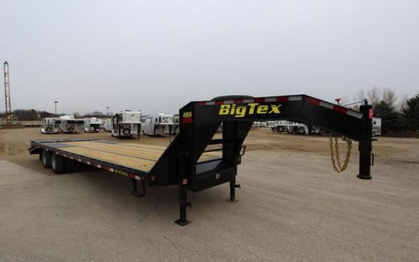 BIG TEX 22GN TANDEM DUAL GOOSENECK 25+5MR
