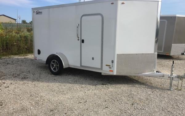 2019 Legend FT Series 6x15 V-Nose Single Axle