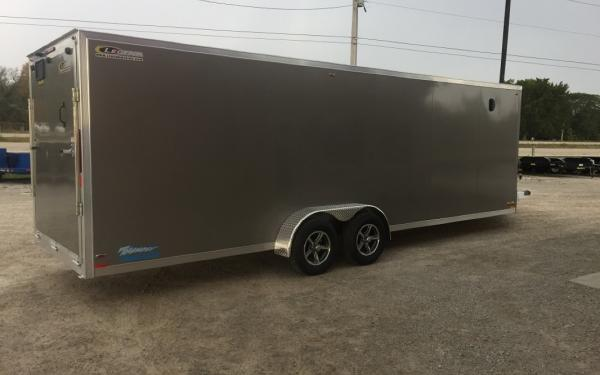 2019 Legend Thunder 29 Aluminum 4 5 Place Enclosed
