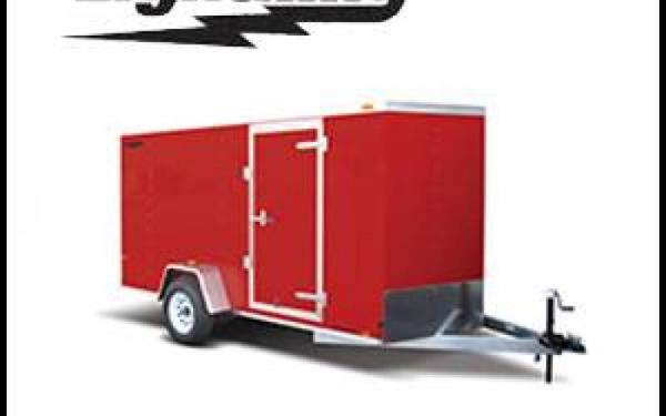 Lightning 6 Cargo Single Axle Trailer