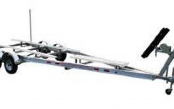 Venture Tandem Axle Skiff Boat Trailer