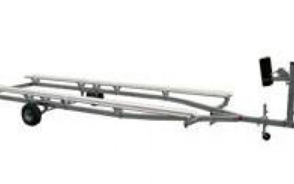 Venture Single Axle Pontoon Boat Trailer