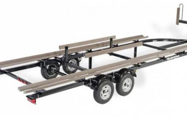 Yacht Club Tandem Axle Pontoon Boat Trailer