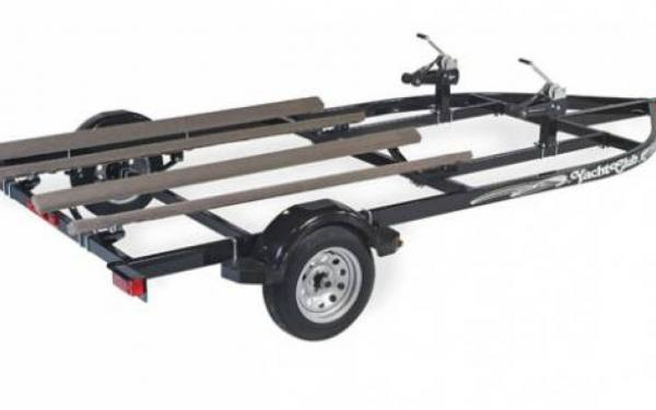 Yacht Club Single Axle Watercraft Trailer