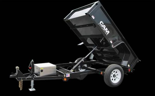 8' CAM Superline Dump Trailer