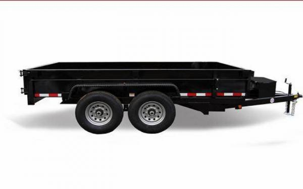 Quality Steel And Aluminum Products Low Profile Super Econo Dump