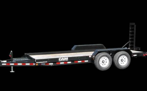 CAM Superline Equipment Hauler- Angle Frame