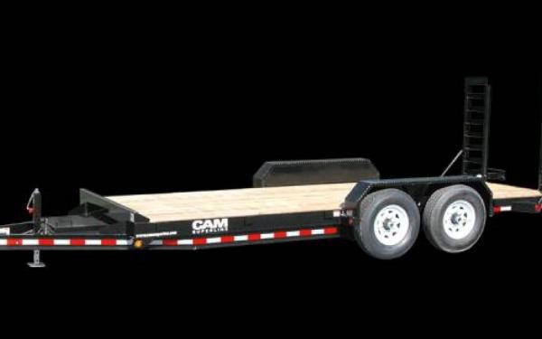 CAM Superline Equipment Hauler- Channel Frame