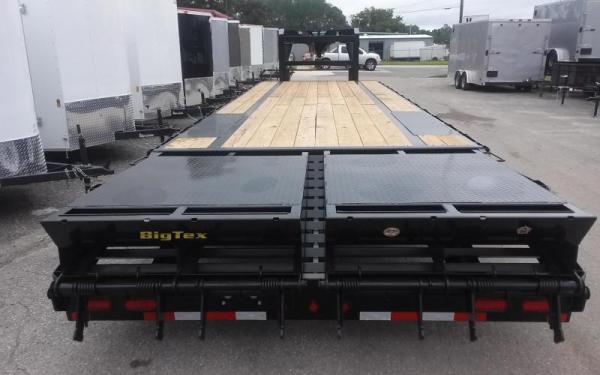 Big Tex 22GN -28+5 Tandem Dual Gooseneck