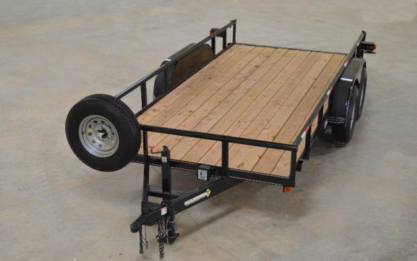 Diamond T Tandem Axle Utility 7716SU No Ramps