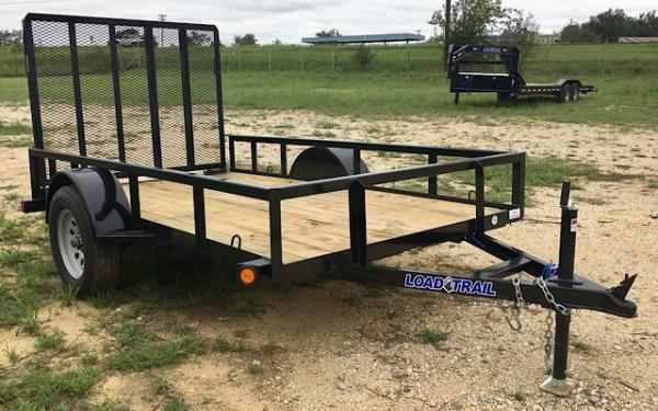 "2019 - 66"" x 10' Single Axle (2"" x 3"" Angle Frame)"