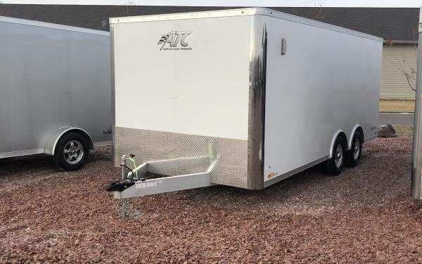 2019 ATC 101.18.78 White Cargo # 7071