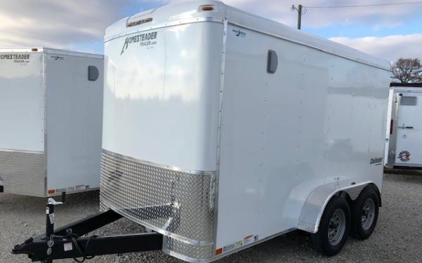 Homesteader Inc. 6x12 Tandem Axle Cargo Trailer