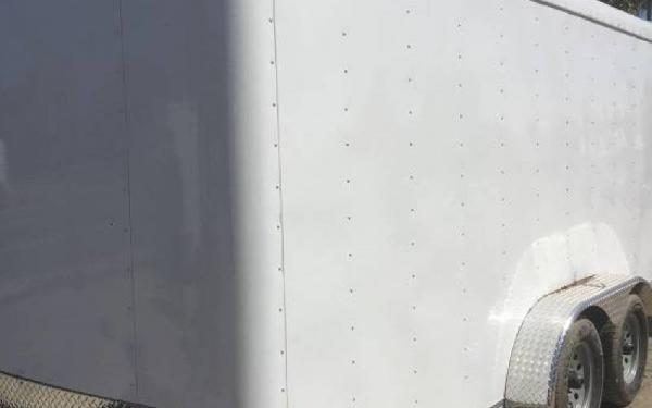 7X14 CONT CARGO TAILWIND DOUBLE REAR DOOR