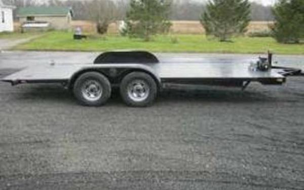 18' KWIK LOAD CAR HAULER