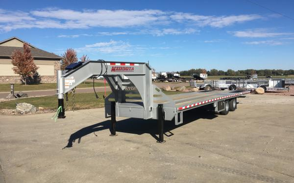 2018 Midsota FB32 GN HDT Silver Hydraulic Tail # 3092