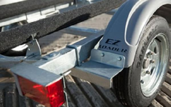 12-14' EZ LOADER BOAT TRAILER