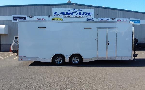 2020 CargoMate Eliminator 8.5 x 24  Enclosed Tandem Axle Trailer