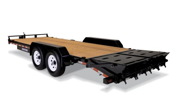 Sure-Trac 17+3 14K Universal Ramp Implement Trailer