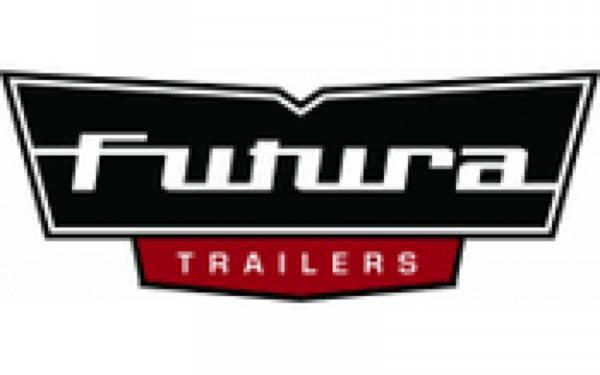 2017 Futura 6.25' x 13' Single Axle Low Loader Trailer