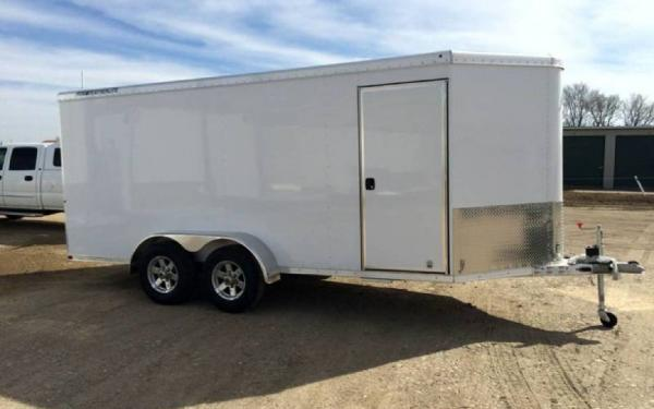 Featherlite Cargo Trailer