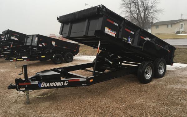 Diamond C 24LPD 14 ft