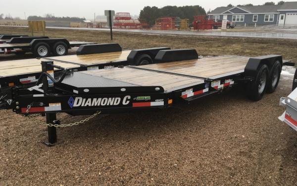 Diamond C HDT 20 ft