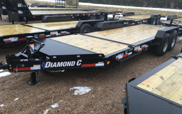 Diamond C 48HDT 20 ft