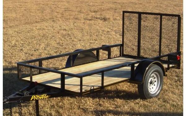 Prowler Single Axle