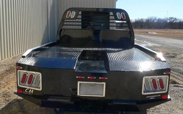 """84"""" ER Model CM Truck Bed"""