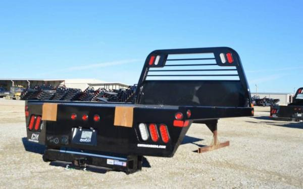 CM Truck Bed SS Model 84""