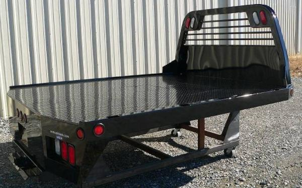 CM SS Model Truck Bed 11'4""