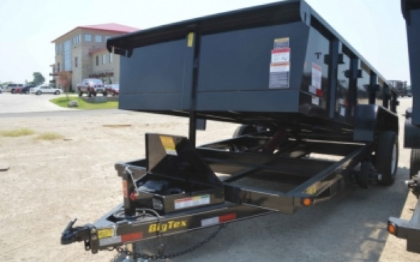2017/2018 14' Big Tex Tandem Axle Extra Wide Dump