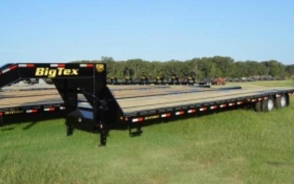 Big Tex Heavy Duty Gooseneck Trailer