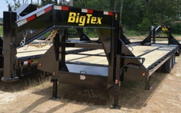 Big Tex 25' Gooseneck