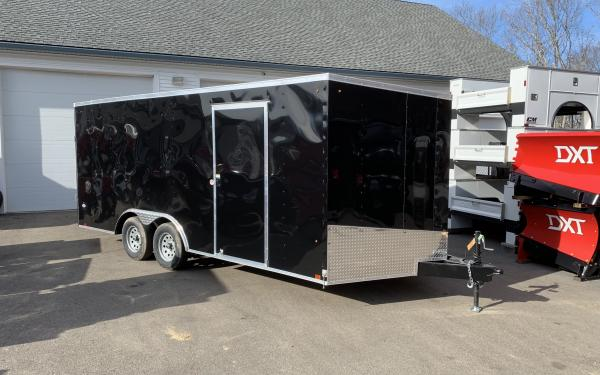2019 Look STLC DLX 85x18 Car hauler