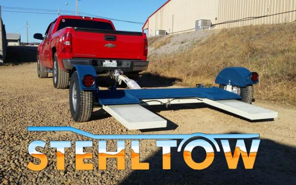 2019 Stehl Standard Tow Dolly  Car Hauler