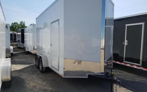 Spartan 7X14TA Enclosed Cargo Trailer