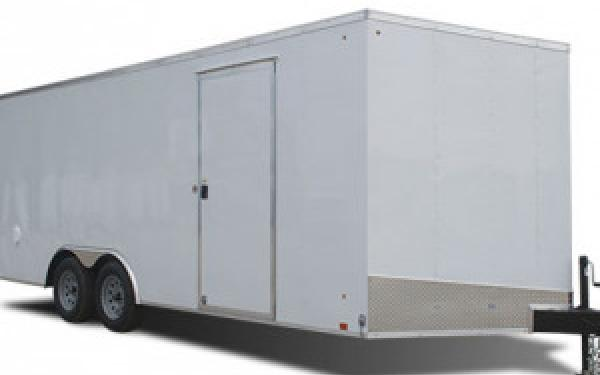 6x12 Pace American Tandem Axle Cargo Trailer