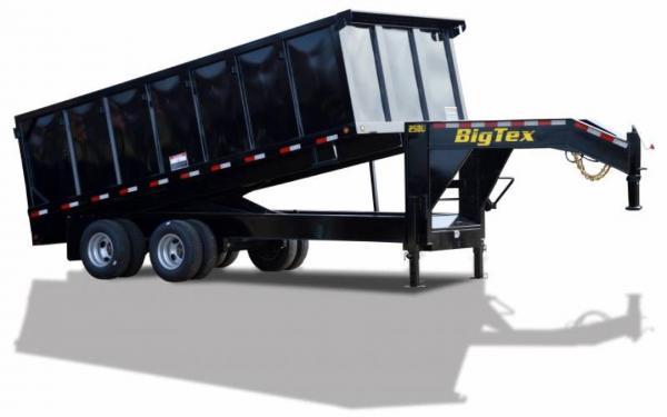 Big Tex Tandem Axle Gooseneck Dump