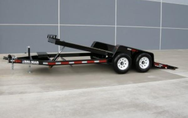 BRI-MAR TILT TRAILERS | HT SERIES (HYDRAULIC TILT)