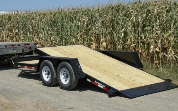 BWise Gravity Tilt Trailers TG Series 18'